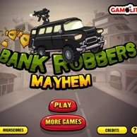 Bank Robbers Mayhem