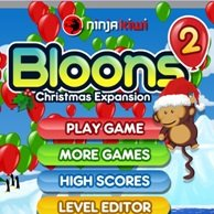 Bloons 2 Cristmas Expansion