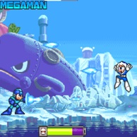 Mega Man The Power Battle CP System