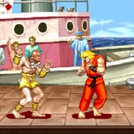 Street Fighter 2 The World Warrior CP System