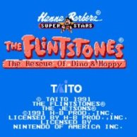 Flintstones the Rescue of Dino and Hoppy