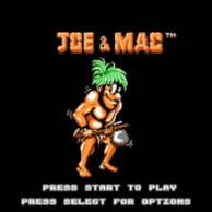 Joe and Mac Caveman Ninja