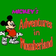 Mickeys Adventures in Numberland