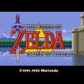 Legend of Zelda the a Link to the Past