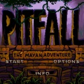 Pitfall the Mayan Adventure