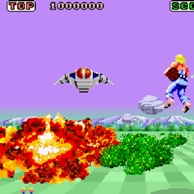Space Harrier 32x