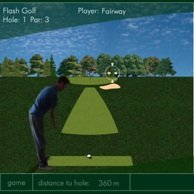 Flash Golf 3D