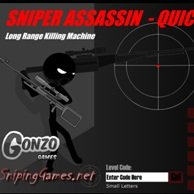 Sniper Assassin Quickshot