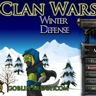 Clan Wars 2 Winter Defense