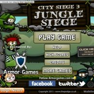 City Siege 3 Jungle Siege